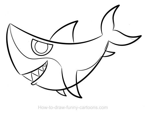 Shark Drawing Images at GetDrawings com | Free for personal use