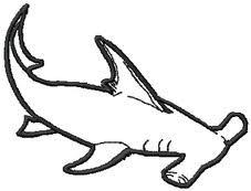 227x173 Pictures Of Hammerhead Shark Drawings Hammerhead Shark Drawing