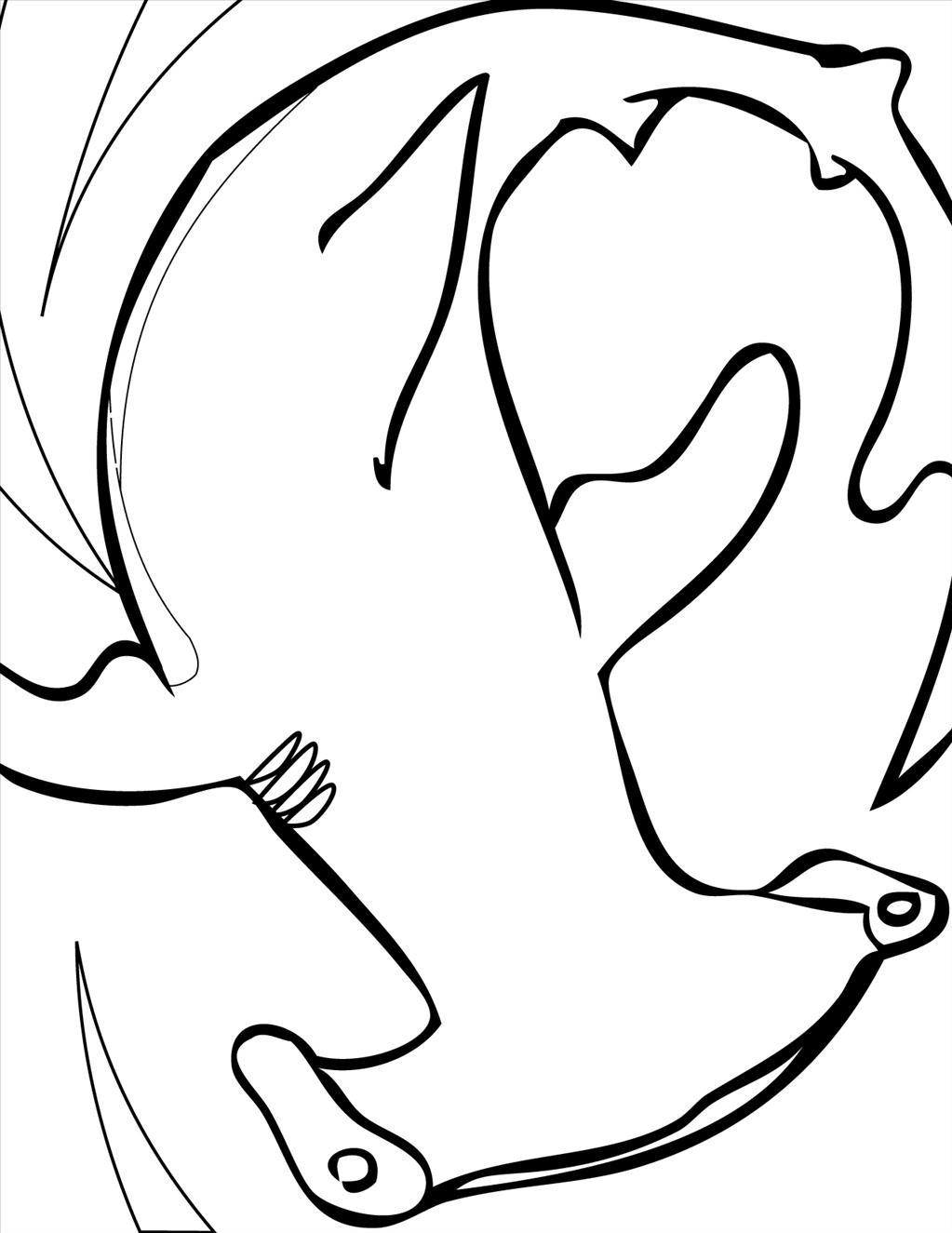 1023x1325 Great Shark Coloring Page Image Unknown Resolutions High