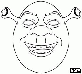280x252 Smartness Design Shrek Outline How To Draw With Pictures Wikihow