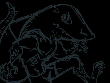 450x340 Forum Draw A Half Shark Alligator Half Man