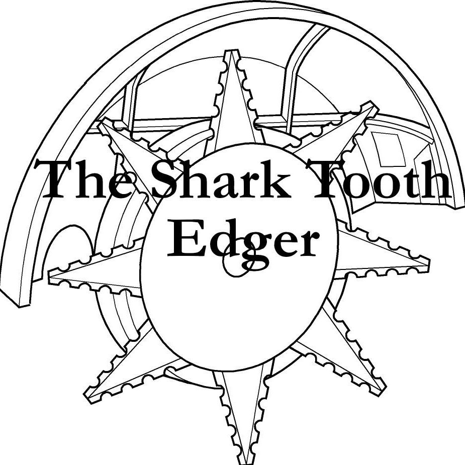 925x925 Shark Tooth Edger (@sharktoothedger) Twitter