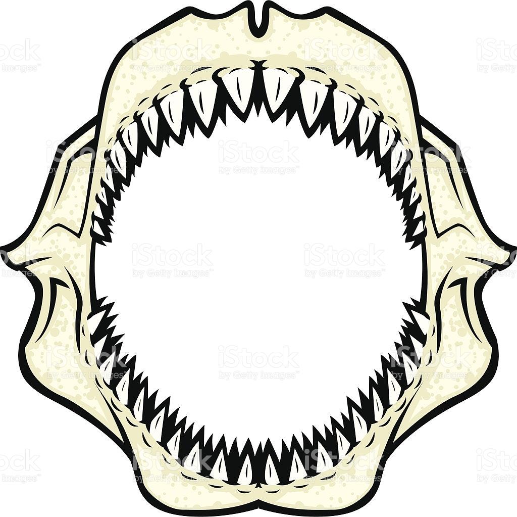 1024x1023 Shark Clipart Jaws
