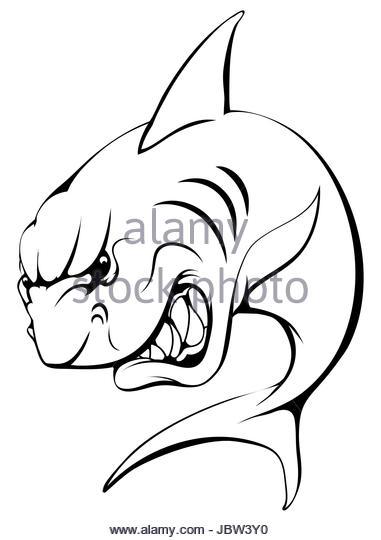 381x540 Angry Fish Cartoon Stock Photos Amp Angry Fish Cartoon Stock Images