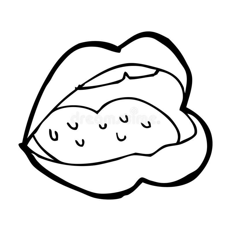 800x800 Drawing Cartoon Lip Drawings Tutorial In Conjunction