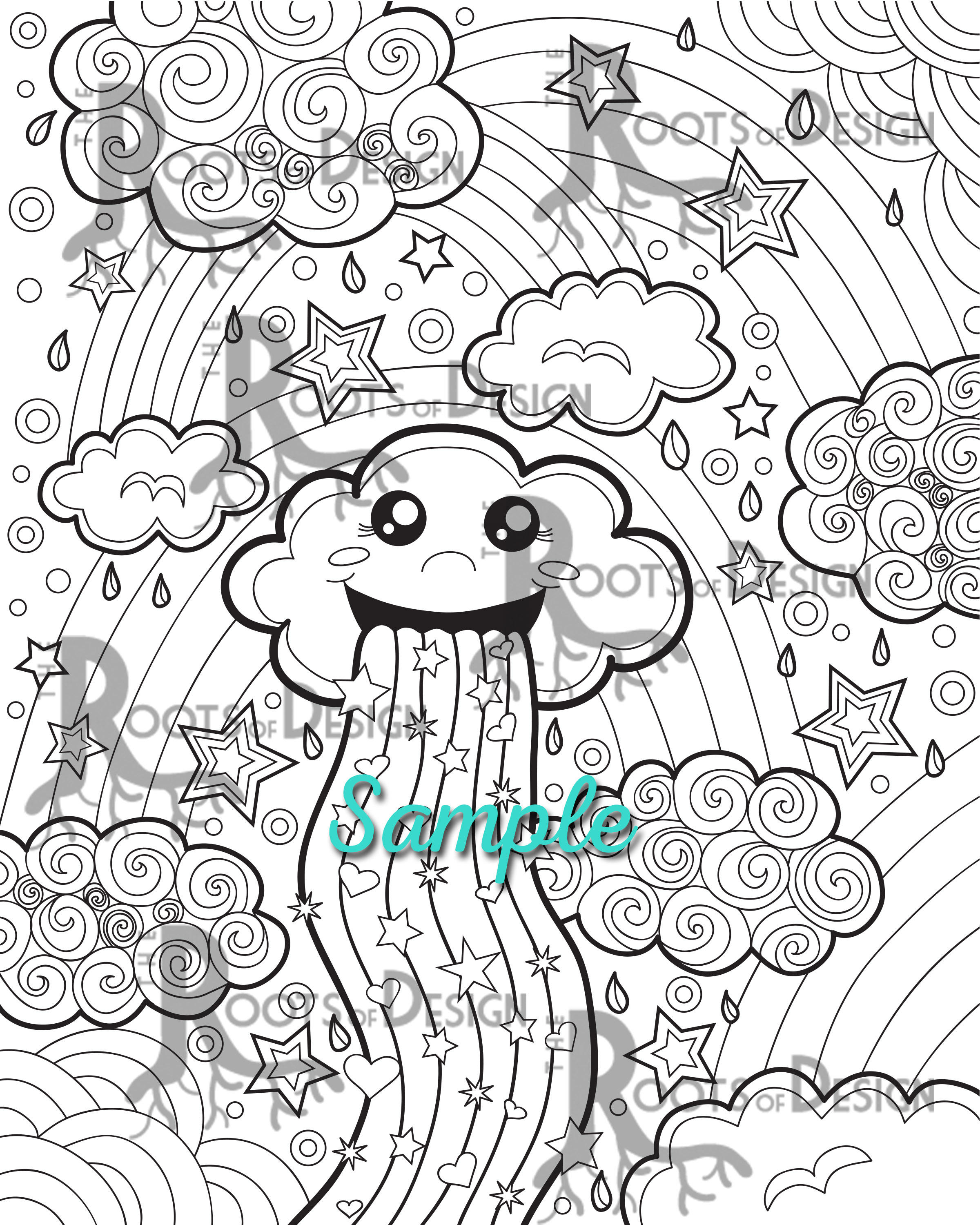 2400x3000 Pin By Highly Favored On Color Me Happy Sharpies