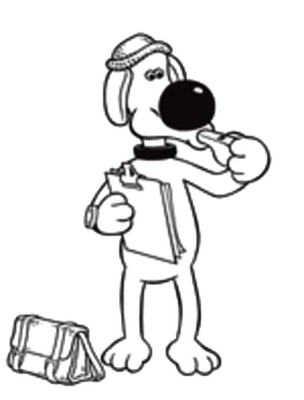 600x788 Shaun The Sheep Best Friend Bitzer Coloring Page Color Luna