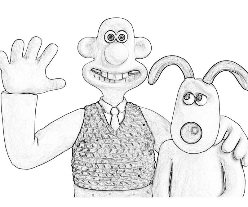 Shaun The Sheep Drawing at GetDrawings.com   Free for personal use ...