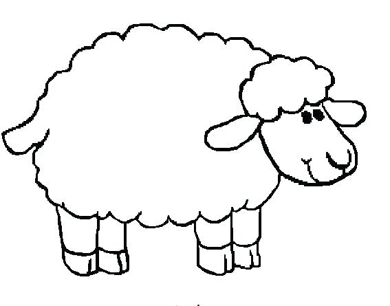 567x445 Sheep Coloring Pages Print Shaun The Sheep Coloring Pages