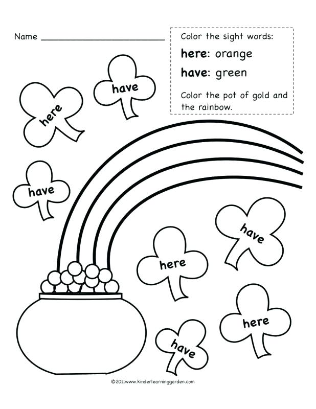 618x800 Sight Word Coloring Pages Printable Sight Word Coloring Pages Free