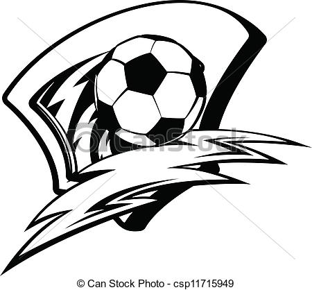 450x418 Shield Clipart Soccer