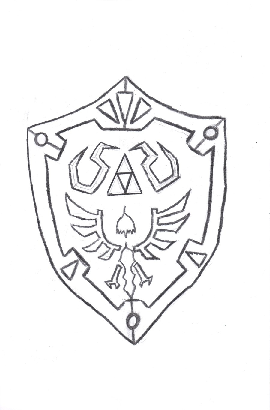 900x1367 Shield Coloring Pages Coloring Page For Kids