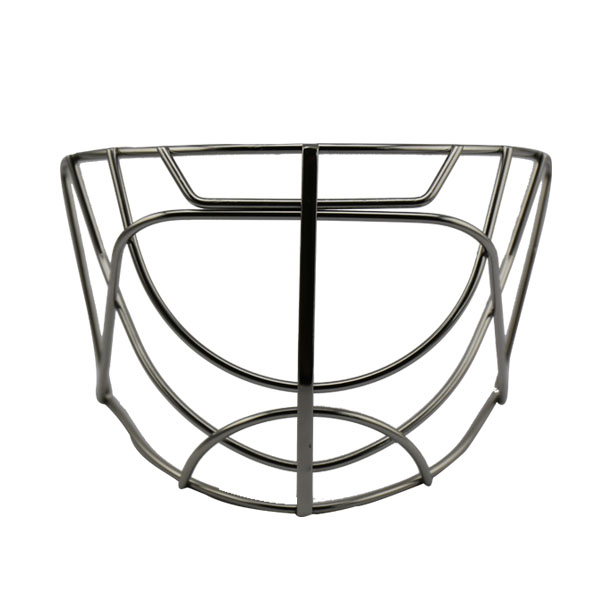 600x600 Face Shield Cat Eye Ice Hockey Goalie Mask Helmet Cage Durable