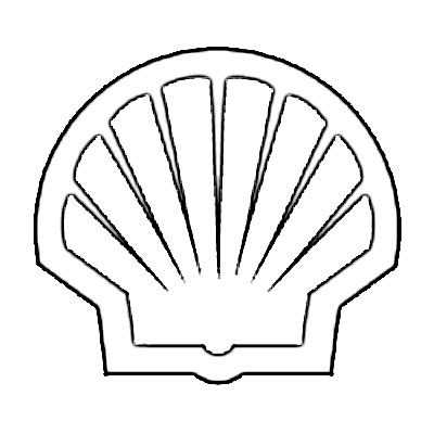 400x400 Shell Logo Sketch