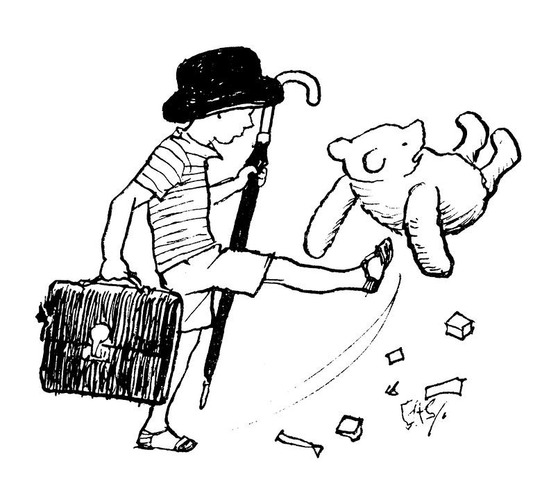 804x720 Eh Shepard Cartoons From Punch Magazine Punch Magazine Cartoon