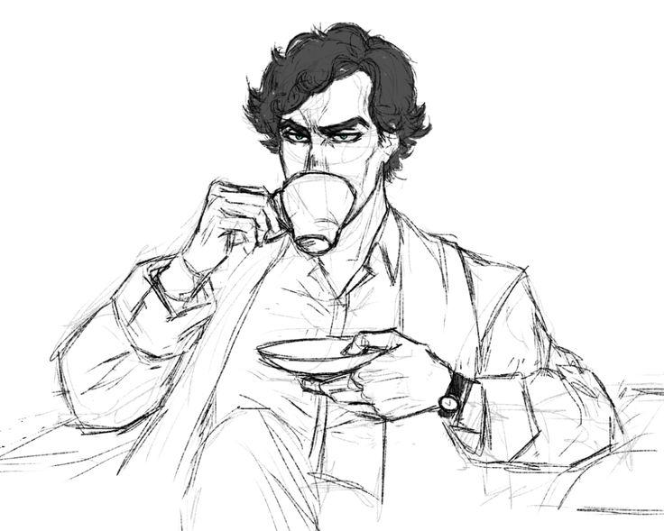 Sherlock Drawing