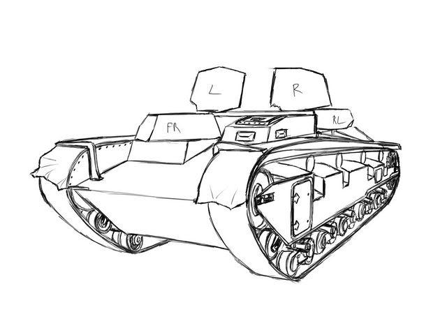 640x480 How To Draw A Neubaufahrzeug!