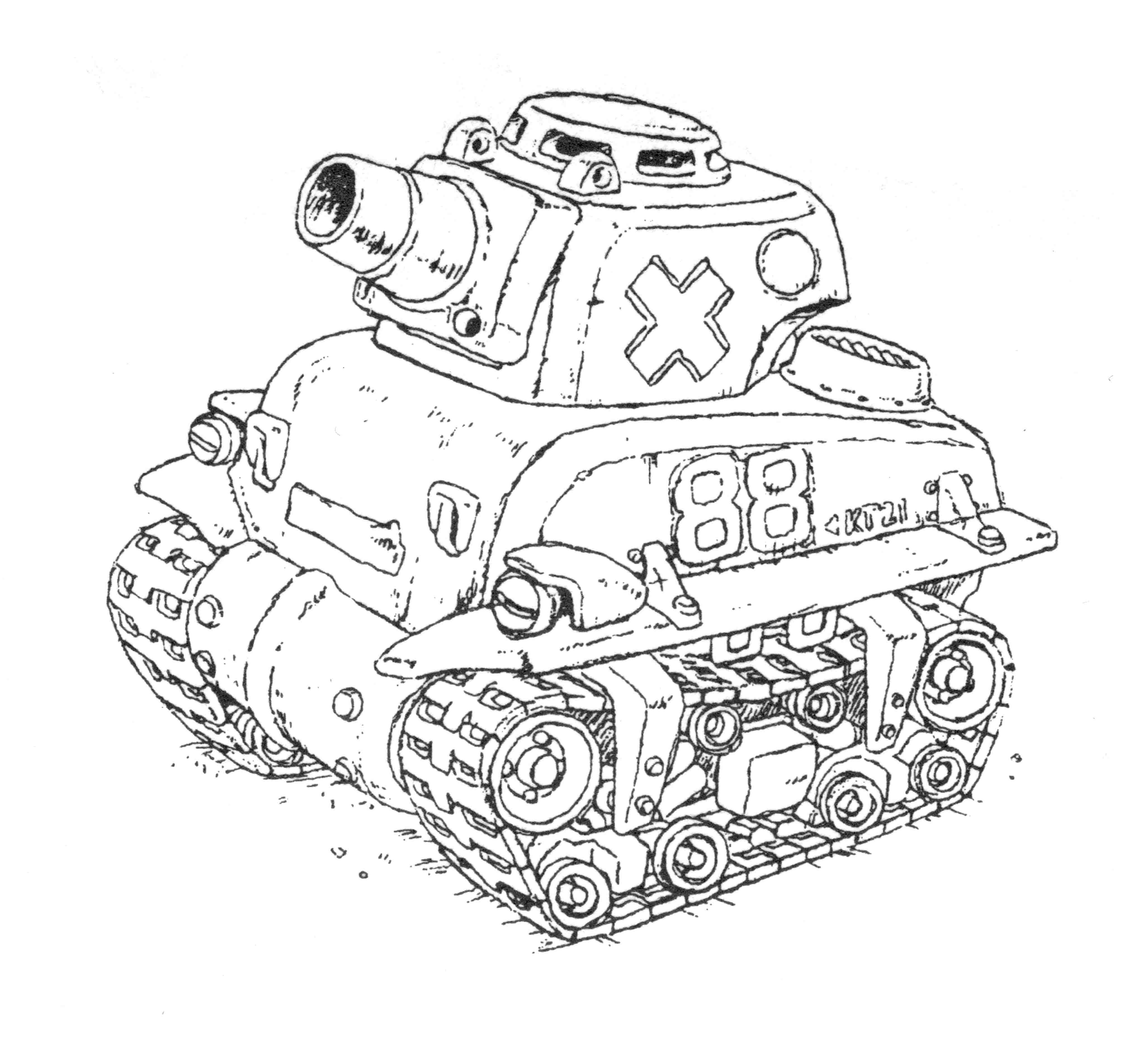 4106x3724 Di Cokka Metal Slug Wiki Fandom Powered By Wikia