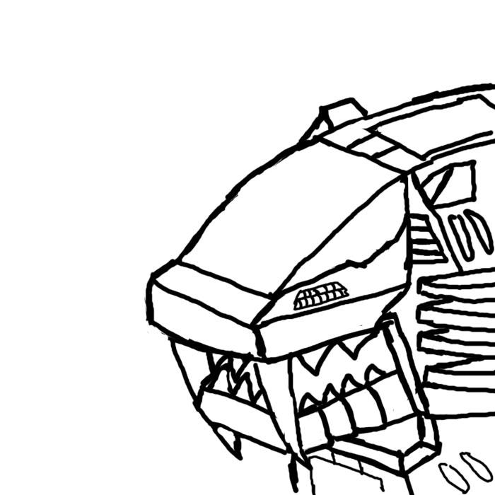 700x700 Shield Liger Random Drawing By Midnightliger0