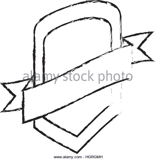 524x540 Shield Medieval Hand Drawing Stock Photos Amp Shield Medieval Hand