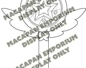 340x270 Steven Universe Rose Quartz Shield Pdf Template