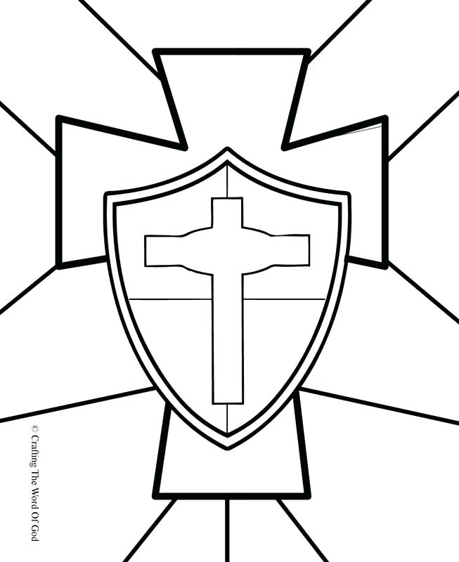 653x800 Shield Of Faith Coloring Page Best Shield Of Faith Coloring Page