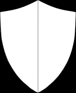 243x298 Split Shield Clip Art