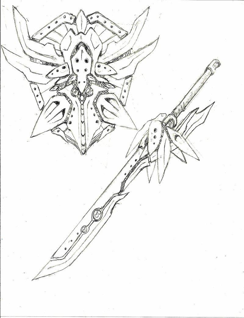 Shields Drawing