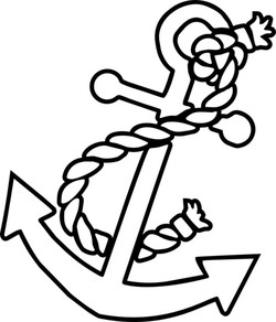 250x292 Ships Coloring Pages