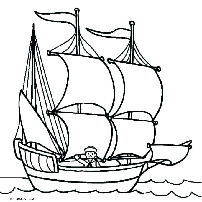 685x687 Mayflower Coloring Pages Mayflower Coloring Pages Chickadee