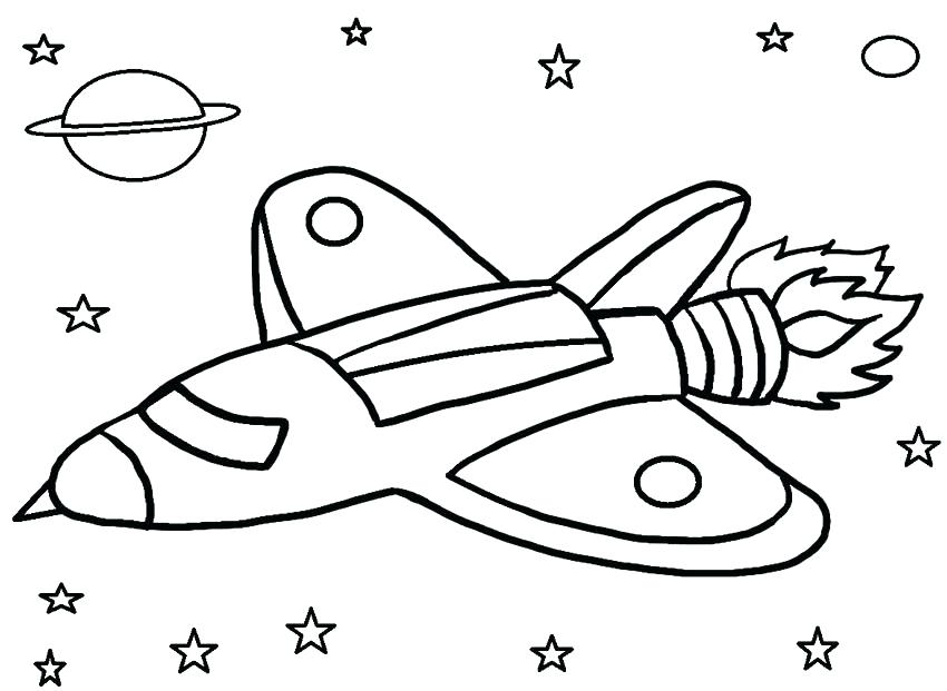 850x621 Top Rocket Ship Coloring Page Online New Print Printable Pages