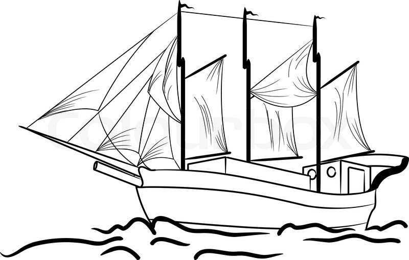 The Best Free Vessel Drawing Images Download From 50 Free Drawings