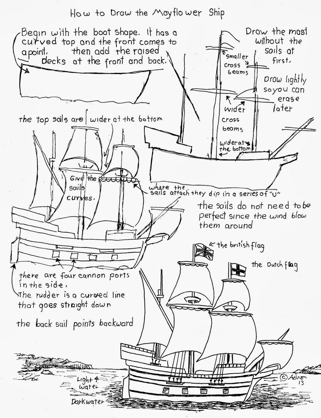 ship lines drawing at getdrawings com