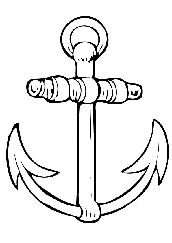 595x842 Drawing Drawing An Anchor In Illustrator Plus Drawing An Anchor