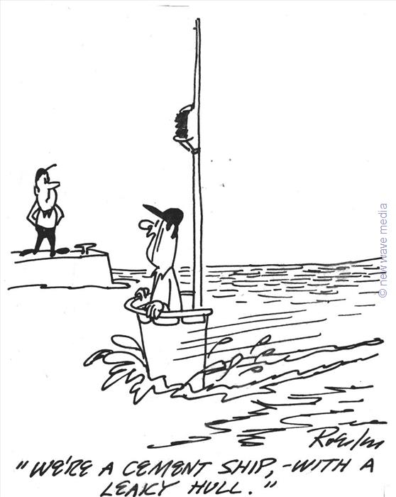 558x700 On Board Ship Sinking Cartoons