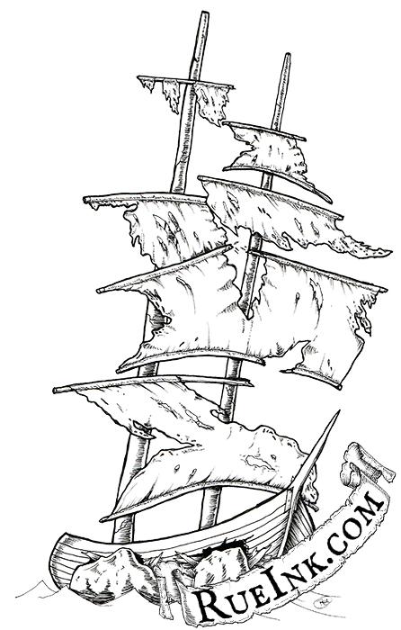 446x700 Shipwreck Deven Rue Cartography Amp Illustrations
