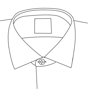 300x300 Which Types Of Collars Are Appropriate For A Man's Attire