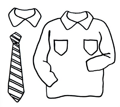 400x358 Collar Coloring Pages
