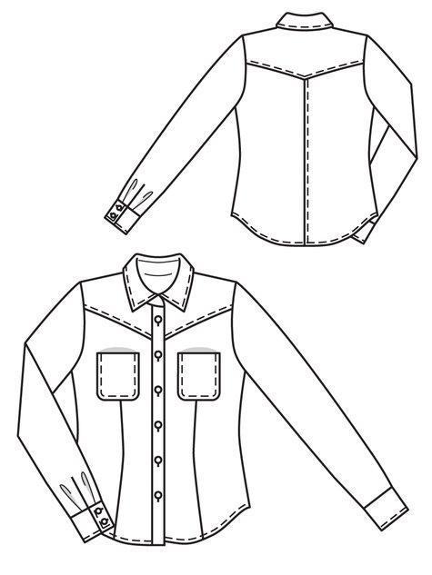 475x633 Corduroy Shirt 102012