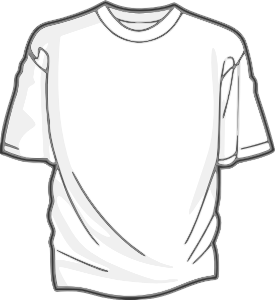 546x596 T Shirt Templates Gallery Category
