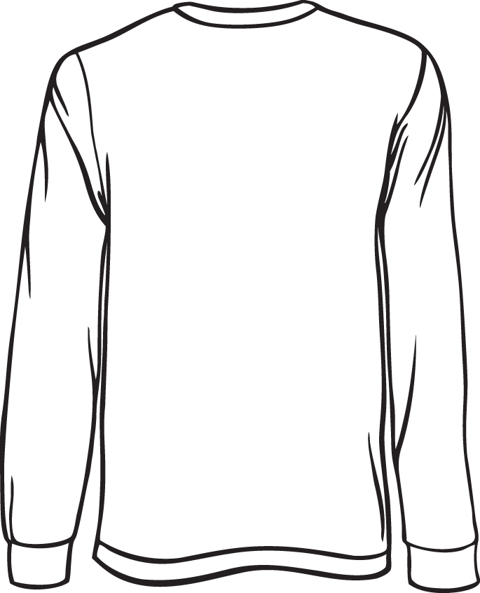 Shirt Drawing Template at GetDrawings.com