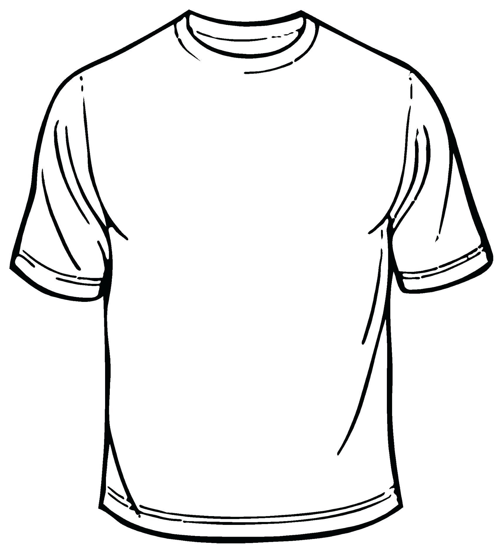 1700x1880 Template Paper T Shirt Template