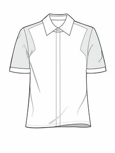 Shirt Pocket Drawing