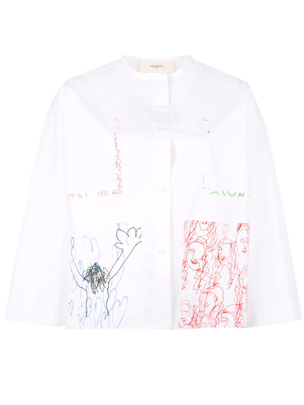 1000x1334 Ports 1961 Hand Drawing Print Shirt 110 Women Clothing Shirts