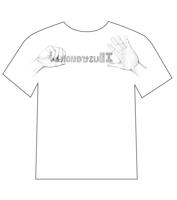 1080x1224 T Shirt (Front) I90design