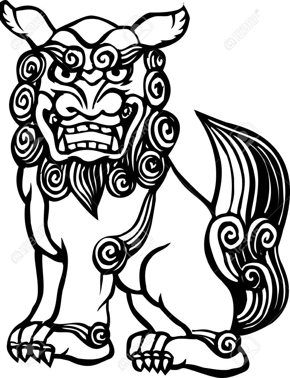 998x1300 54 Shisa Stock Illustrations, Cliparts And Royalty Free Shisa Vectors