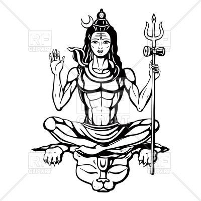 400x400 Lord Shiva