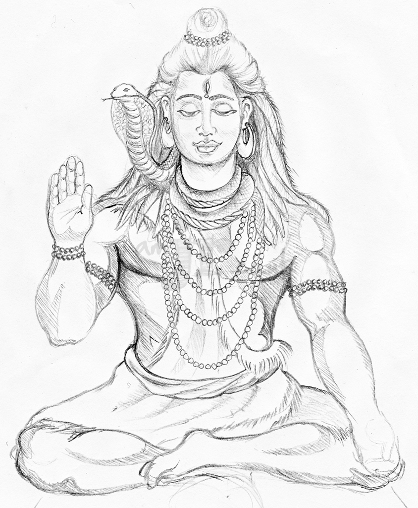 844x1024 images of lord shiva in drawing pencil shiva sketch drawing images