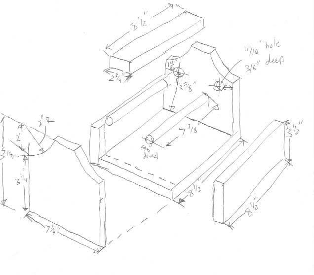 636x558 How To Build A Niffty Shoe Shine Box 6 Steps