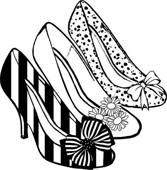 570x581 Png Shoes Black And White Transparent Shoes Black And White.png
